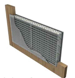 Fire Rated Door Grilles